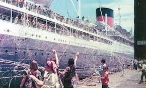 Whatever happened to Bon Voyage parties? | THE PAST AND NOW | News, Travel  & Social History